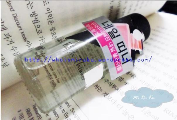 指甲油稀釋劑