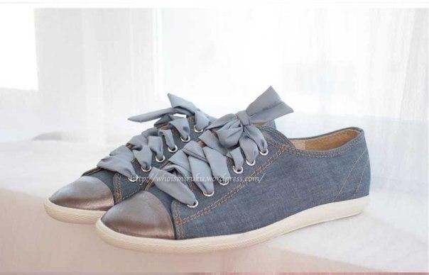 緞帶鞋DM