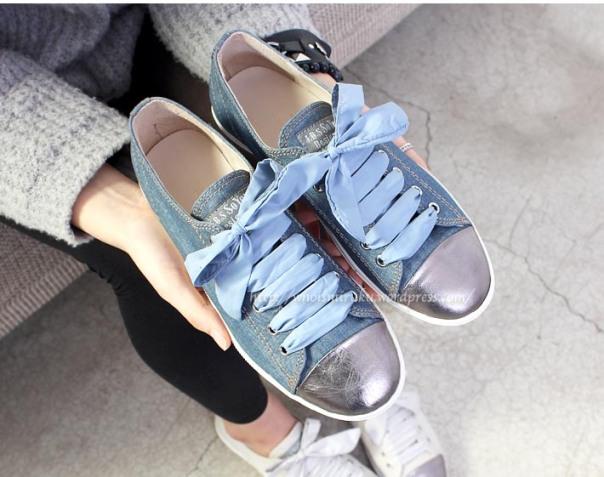 緞帶鞋大DM