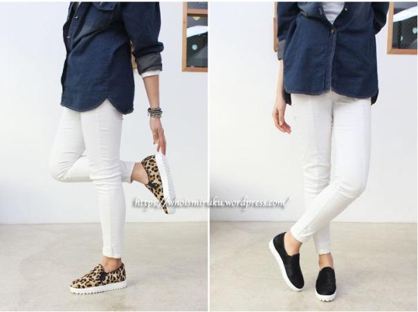 豹紋鞋款3