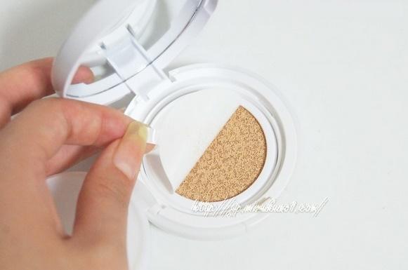夏天用防曬防水氣墊粉底霜-06