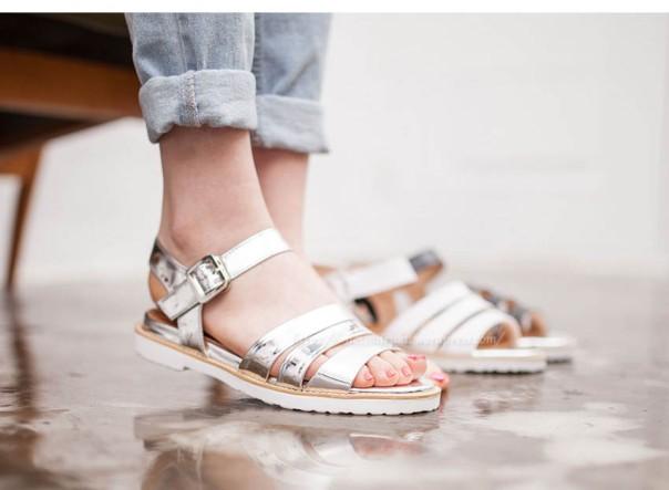 雅典涼鞋款1