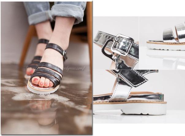 雅典涼鞋款2