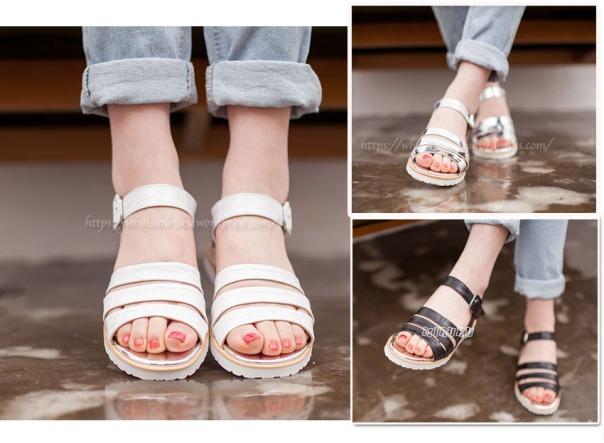 雅典涼鞋款3