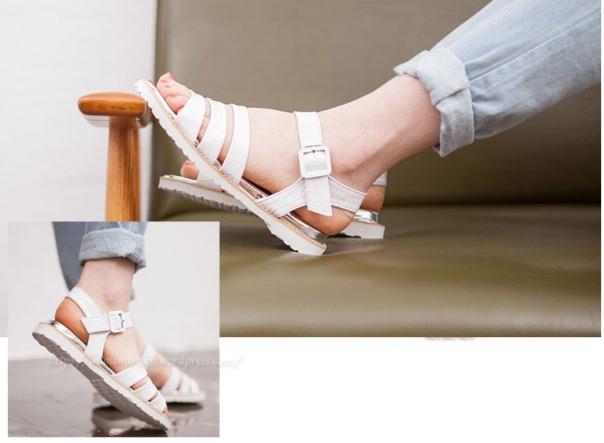 雅典涼鞋款4