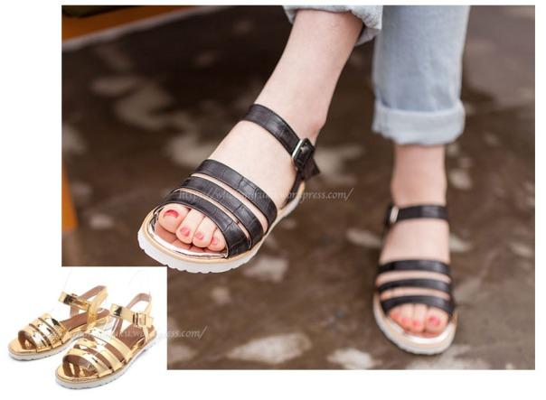 雅典涼鞋款5