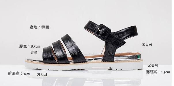 雅典涼鞋款6