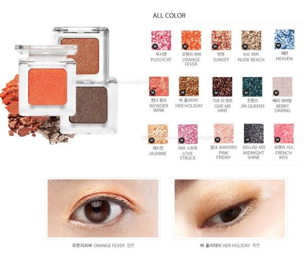 Espoir Eyeshadow Sequin 2g