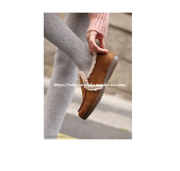 懶人鞋VANILLASHU-01-米-1