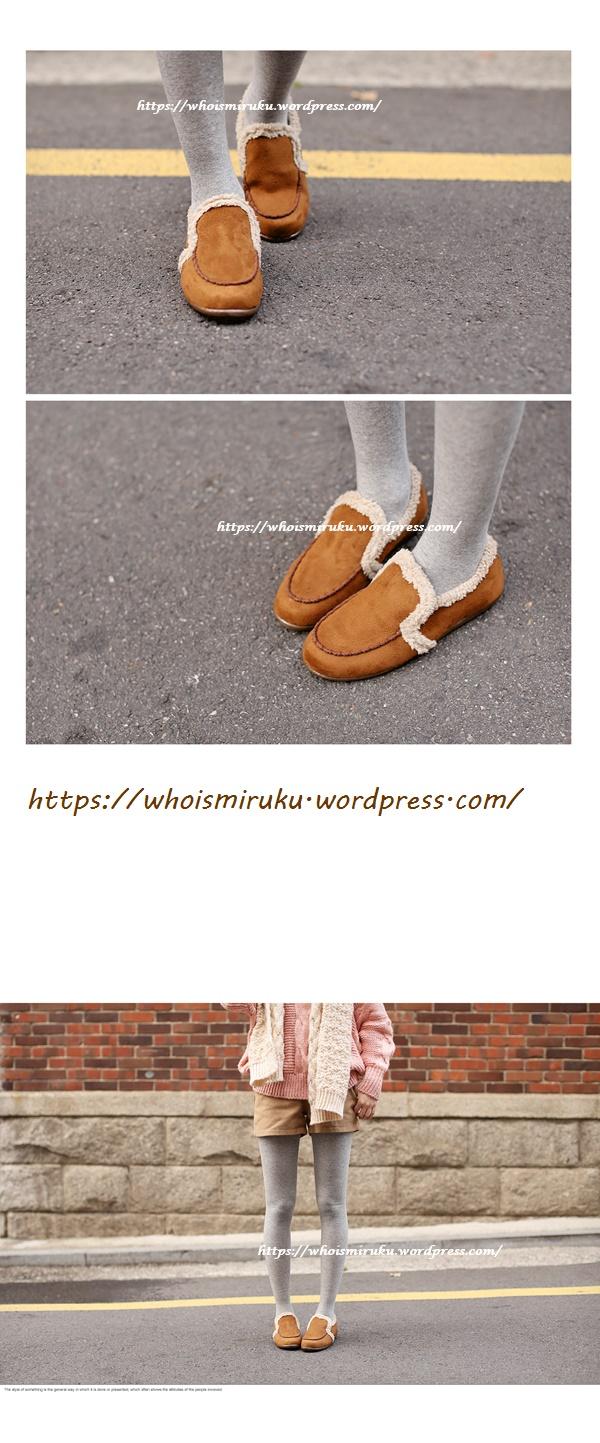懶人鞋VANILLASHU-01-米-2