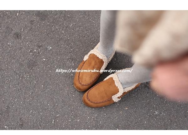 懶人鞋VANILLASHU-01-米
