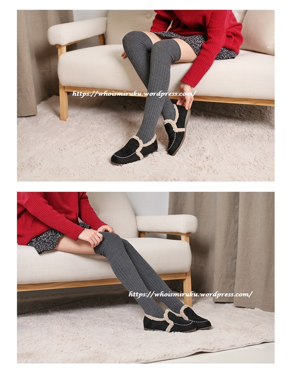 懶人鞋VANILLASHU-03-黑-1