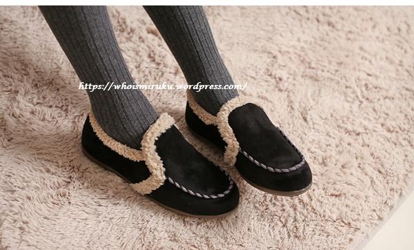懶人鞋VANILLASHU-03-黑-2