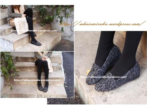 溫暖毛絨鞋小增高2cm-05-01