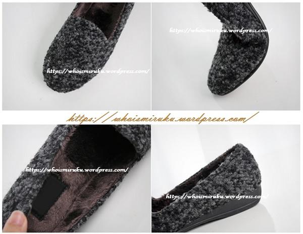 溫暖毛絨鞋小增高2cm-06-01