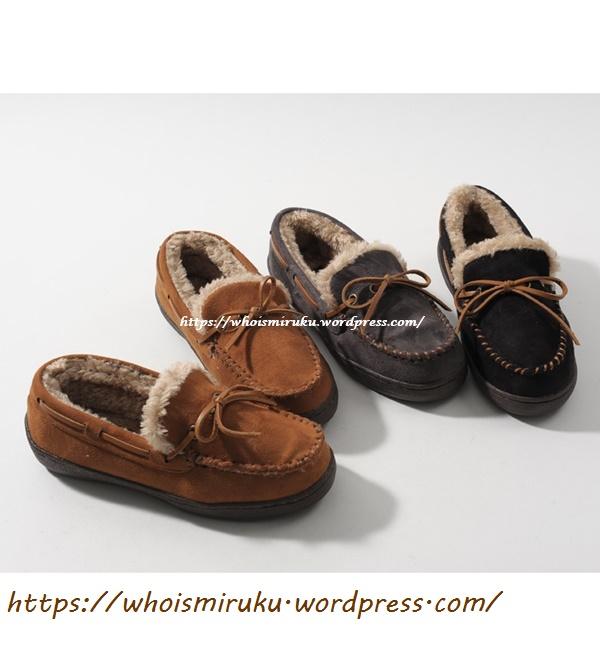 綁帶造型保暖豆豆鞋-BLOG-01