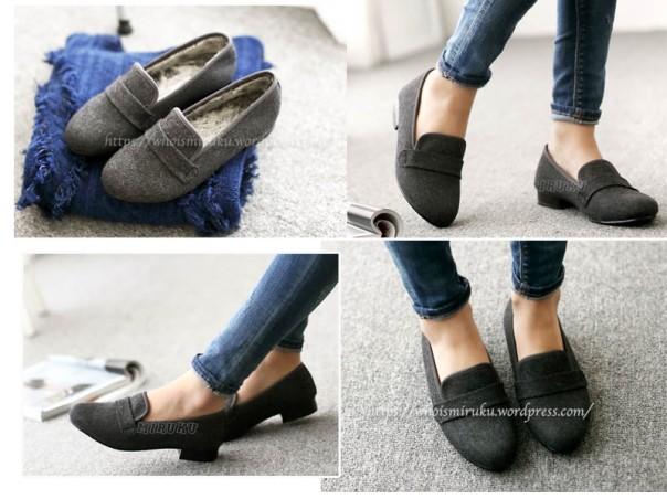 koko平底鞋