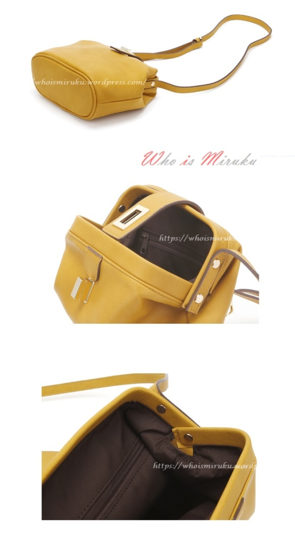 v-Mango Cross Bag-3