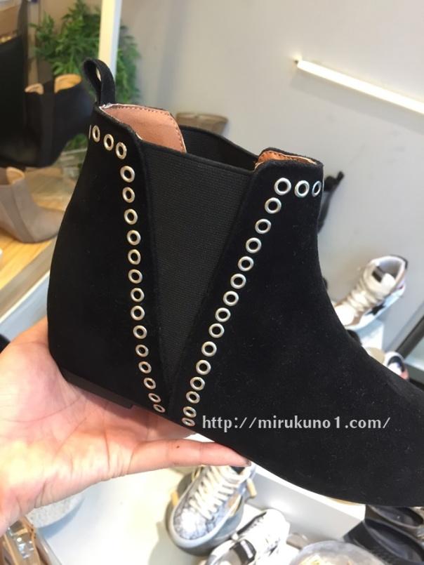 連線踝靴-2