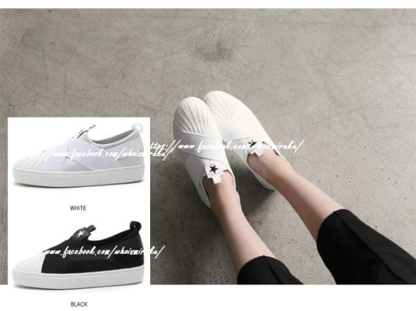 交叉鞋帶大圖
